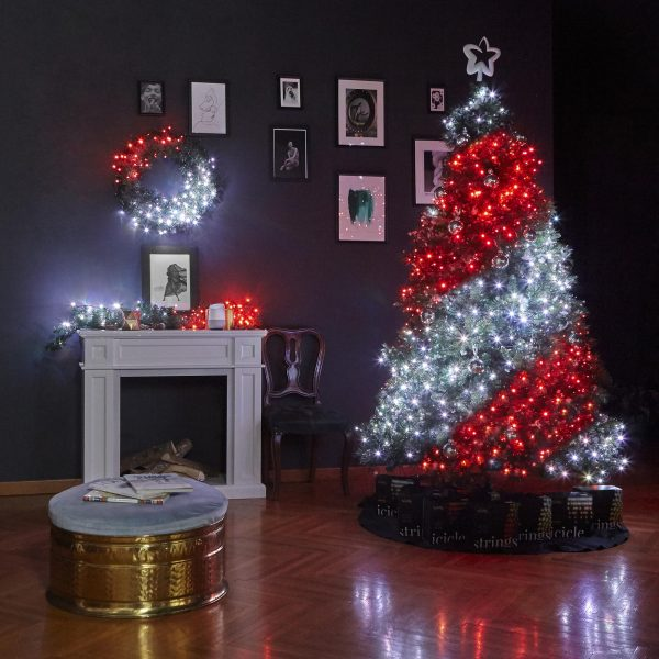 Twinkly Smart Decoration- Strings Light LEDs 2019-indoor2s