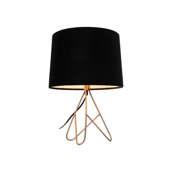 Belira Table Lamp Copper Lexi Lighting